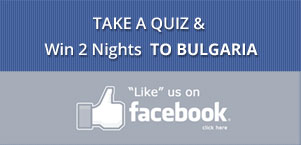 Win 2 Nights to Bulgaria
